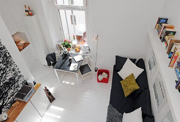 image 009 Get Cozy and Inspired: 10 Most Beautiful Swedish Apartaments of 2010