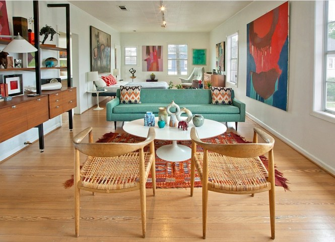 10 Things Ody Tells You About Decorating A Tiny Apartment