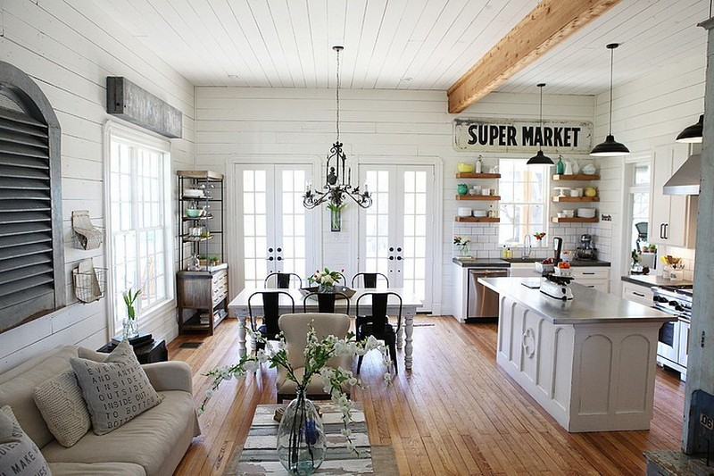 Enchanting Farmhouse Design In The Heart Of Texas By