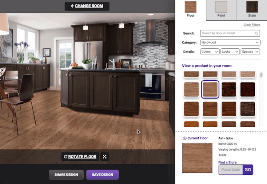 Virtual Kitchen Layout Planner