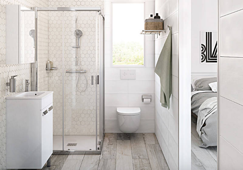 New & Exciting Small Bathroom Design Ideas