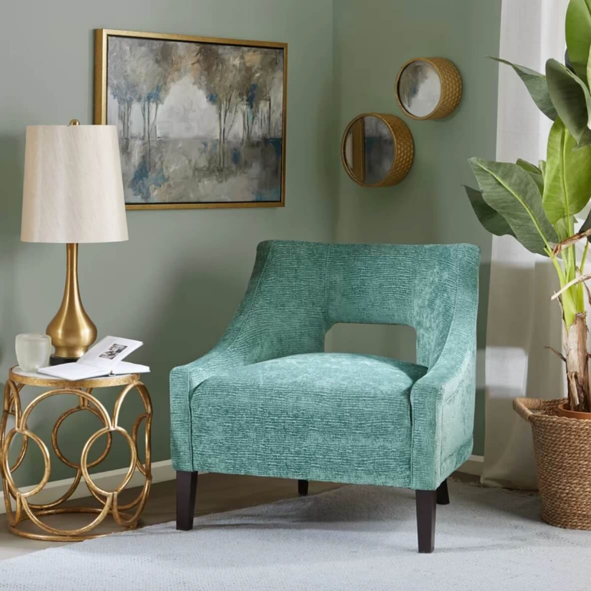 20 Colorful Accent Chair Ideas And Inspiration Freshome