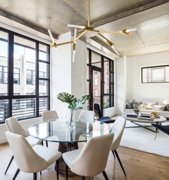 industrial lofts and open floor plan ideas and furniture for open floor plans