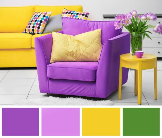 complementary color rule