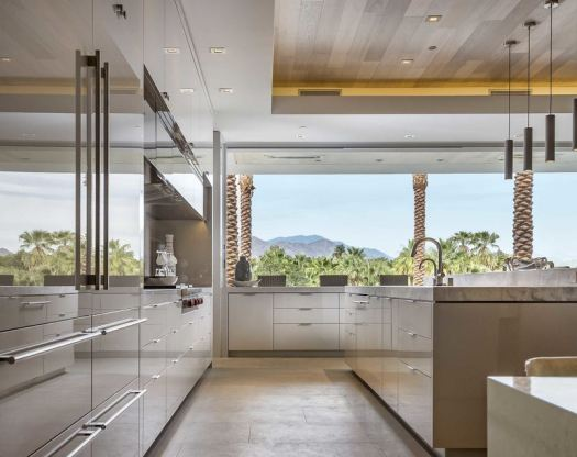 Kitchen designed by Philip Nikolich Photography by Angie Agostino