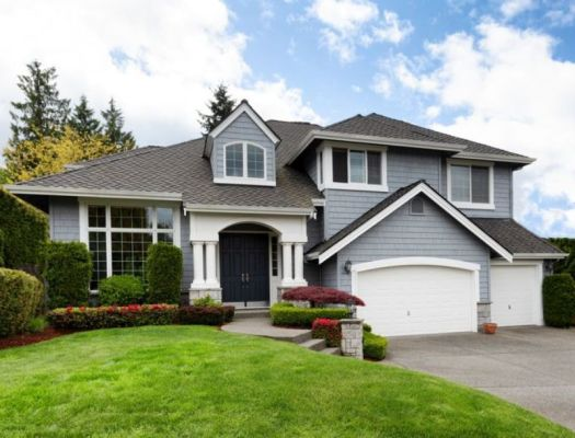 Curb appeal can increase your home's resale value.
