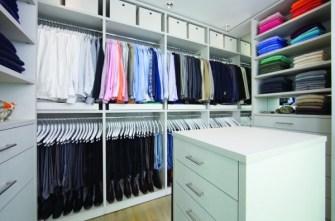 best design for closet