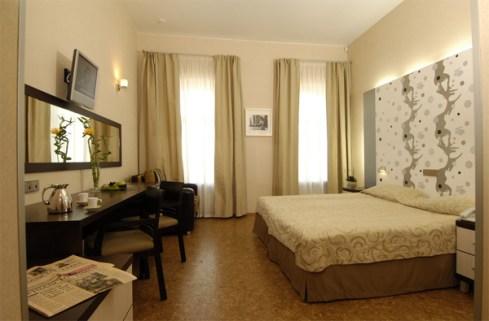 natural hotel room design