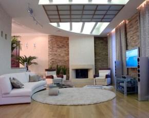 roung rug design