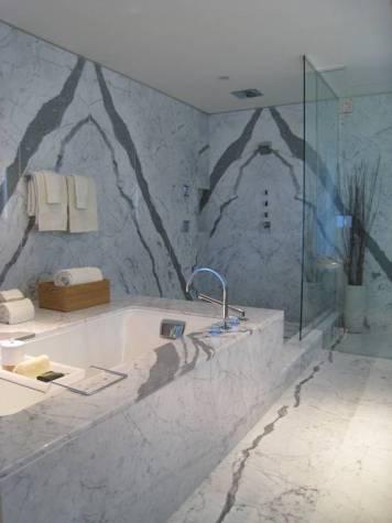 Sumptuous Marble Bathroom Design Photos 2