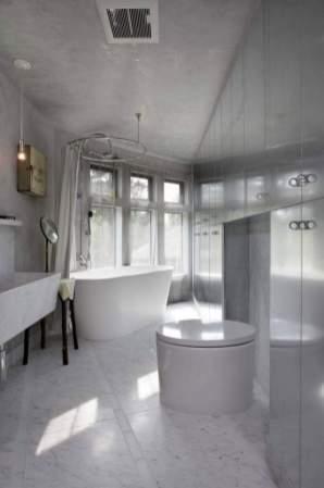 Sumptuous Marble Bathroom Design Photos 27