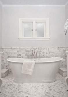 Sumptuous Marble Bathroom Design Photos 32