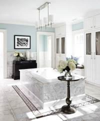 Sumptuous Marble Bathroom Design Photos 4
