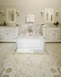 Sumptuous Marble Bathroom Design Photos 9