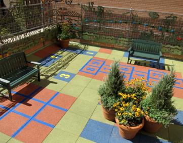 simple rugs design model