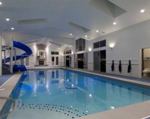 Best indoor pool design