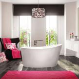 10 Ways to Add Color Into Your Bathroom Design-6