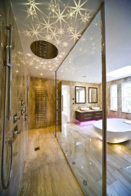 Minimalist modern bathroom design that looks luxury, charming, and beautiful-6
