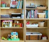 Babaszoba Toy Storage