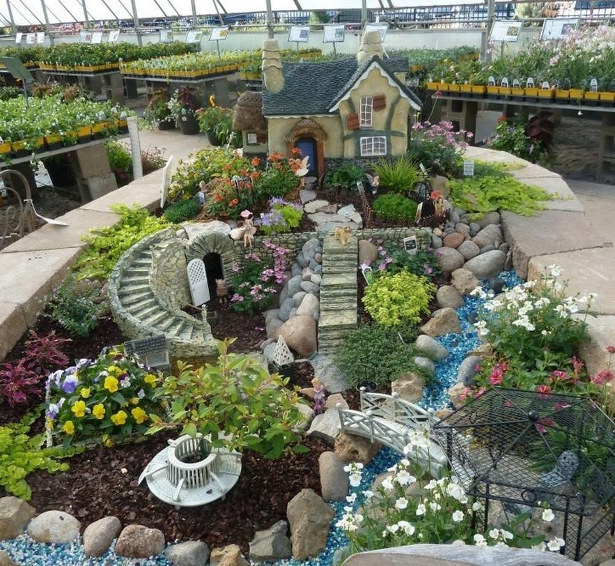 Complete Fairy Garden Ideas