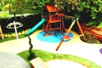 Garden Design Ideas With Play Kids