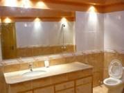 Oak Bathroom Mirror Lights