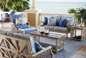 Patio Furniture With Coastal Design