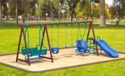 Residential Playground Equipment Children Playground