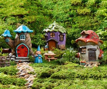 Secret Forest Fairy Garden