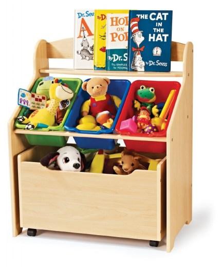 Simple Toy Organizer