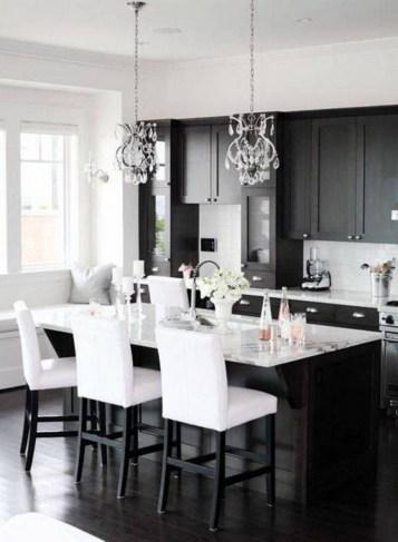 Black And White Kitchen Ideas   Buddyberries Throughout Black, White And Red Kitchen Design
