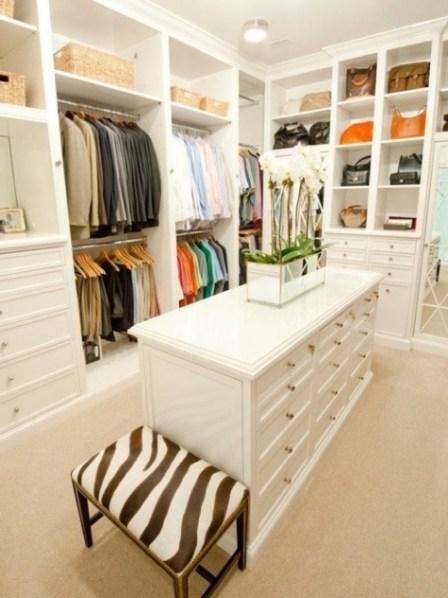 Closet Interior Design Ideas, Pictures, Remodel And Decor Intended For Closet Interior Design