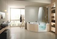 Best Designs Of Corner Whirlpool Shower Combo Teuco Whirlpool Regarding Unusual Corner Whirlpool Shower