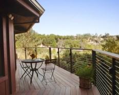 Contemporary Balcony Design Ideas, Remodels & Photos Within Modern Balcony Design