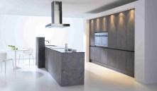 Contemporary Minimalist Kitchen Design Ideas With Modern Within Minimal White Kitchen