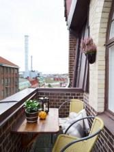 Cool Small Balcony Design Ideas With Regard To Unique And Modern Balcony Design