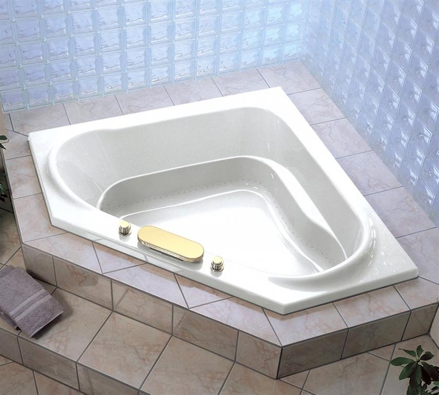 23+ Awesome and Unusual Corner Whirlpool Shower Ideas / FresHOUZ.com