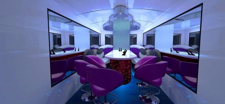 Interior Designers With Violet Color Inside Violet Interior Design