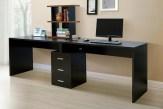 Minimalist Modern Desktop Computer Desk Table Pertaining To Stylish And Minimalist Modern Table