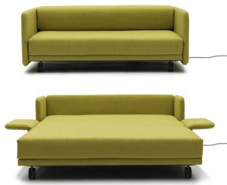 Sleeper Sofa Modern Design Regarding Sofa Sleeper Design