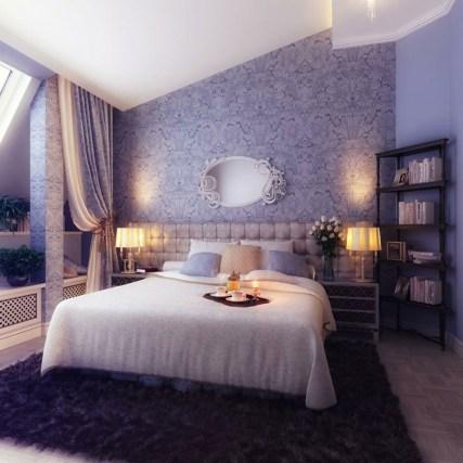 The Usage Of Purple In Interior Design Regarding Violet Interior Design
