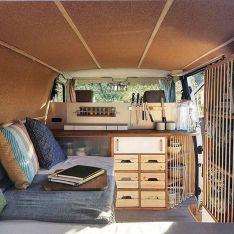 Interior Design Ideas For Camper Van No 06