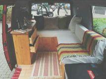 Interior Design Ideas For Camper Van No 15