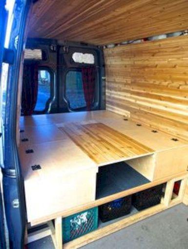 Interior Design Ideas For Camper Van No 21