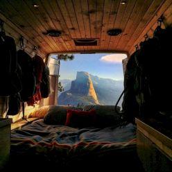 Interior Design Ideas For Camper Van No 30