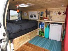Interior Design Ideas For Camper Van No 35