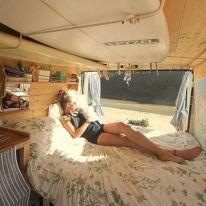 Interior Design Ideas For Camper Van No 41