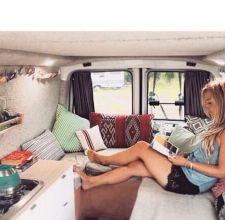 Interior Design Ideas For Camper Van No 45