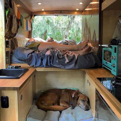 Interior Design Ideas For Camper Van No 47