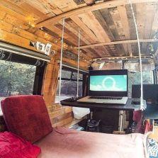 Interior Design Ideas For Camper Van No 63
